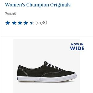 Keds Women's Champion Originals sneakers